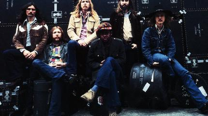 Concierto de The Allman Brothers Band en New York
