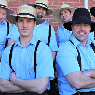 Concierto de The Amish Outlaws en Washington