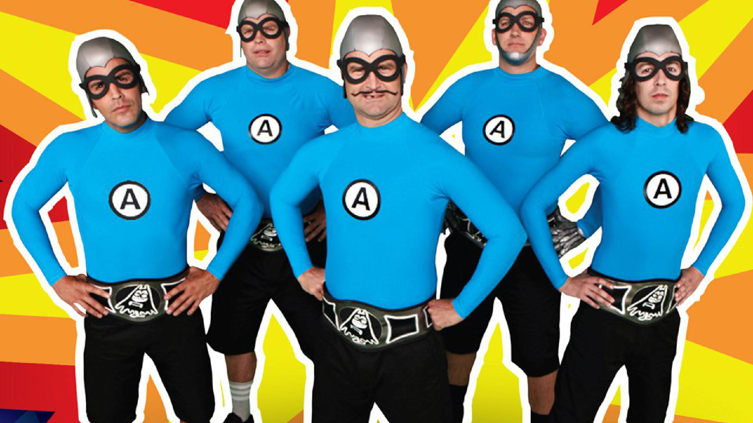 Aquabats Tour 2020 The Aquabats tour dates 2019 2020. The Aquabats tickets and