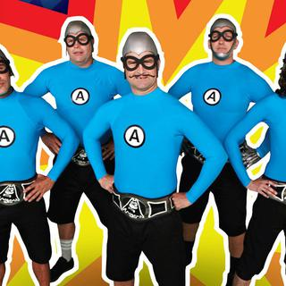The Aquabats concert in Tempe