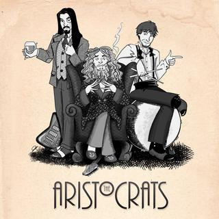Concierto de The Aristocrats en Cambridge