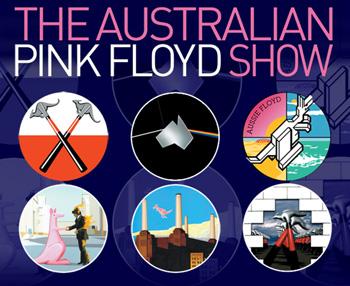 Concierto de The Australian Pink Floyd en Halifax