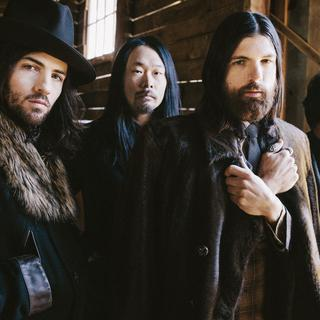 Concierto de The Avett Brothers en Morrison