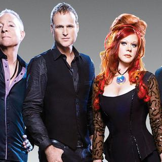 Concierto de The B-52's en Paris