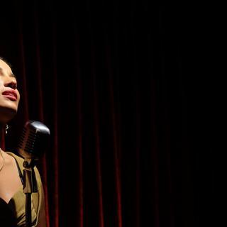 Concierto de The Billie Holiday Project en Santa Cruz