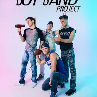 Concierto de The Boy Band Project en Wheeling