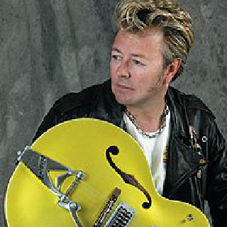 Concierto de The Brian Setzer Orchestra en Seattle