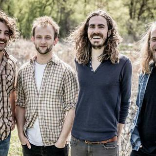 Concierto de The Bros. Landreth en Glasgow