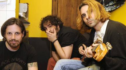 THE BUZZ LOVERS (Tributo Nirvana) concert in Madrid