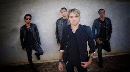Concierto de Alex Band of The Calling en Oxford
