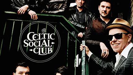 The Celtic Social Club concerto em Marseñha
