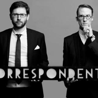 The Correspondents concert in Bristol