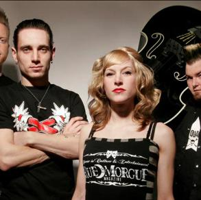 The Planet Smashers concert à Toronto