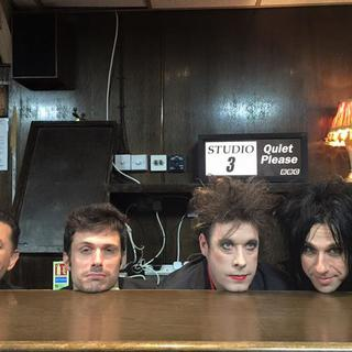 Concierto de The Cureheads en Sheffield