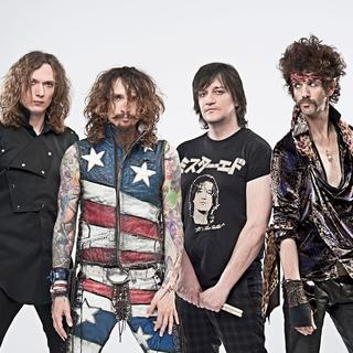 Concierto de The Darkness en Leicester