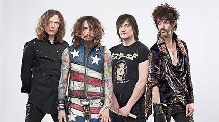Concierto de The Darkness en Frankfurt am Main