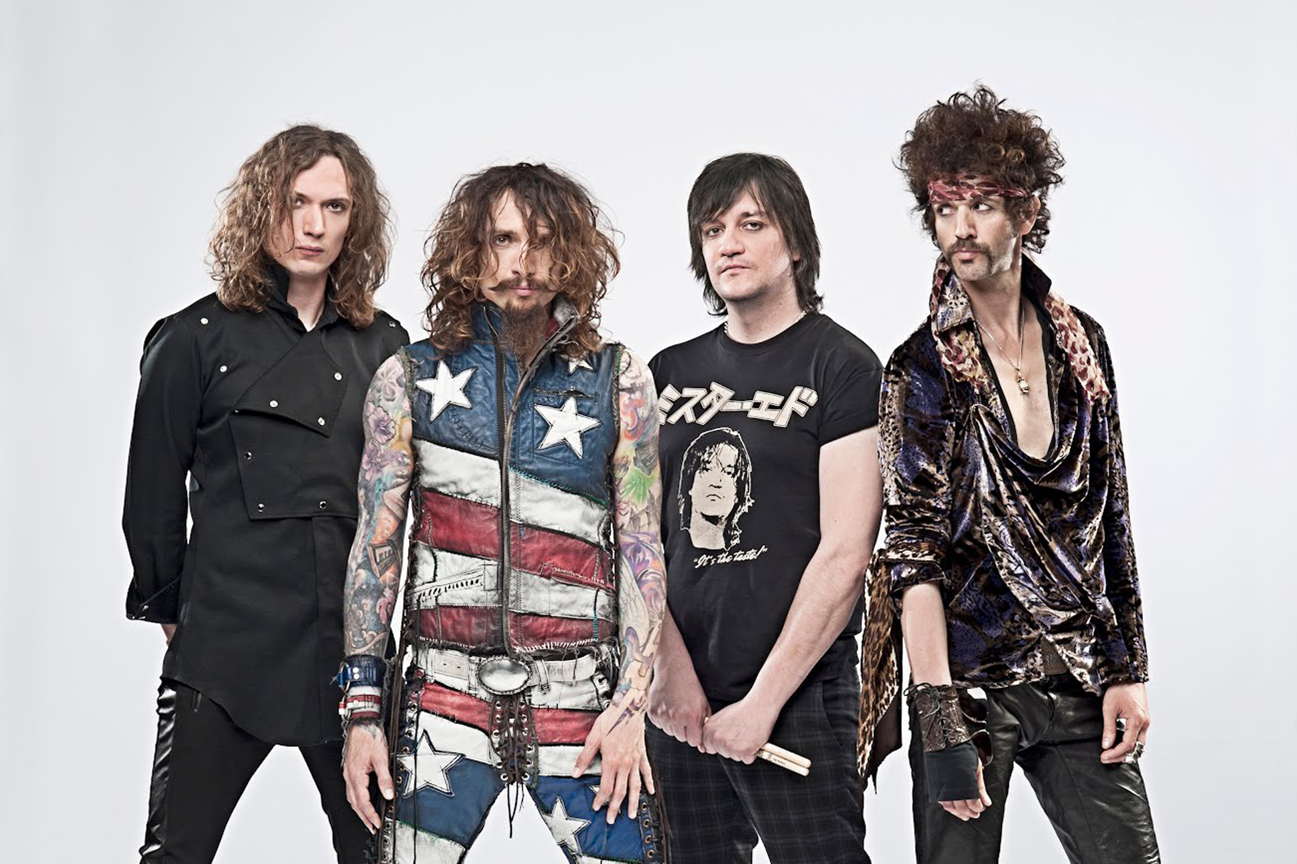Konzert von The Darkness in Frankfurt am Main