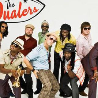The Dualers concert in London