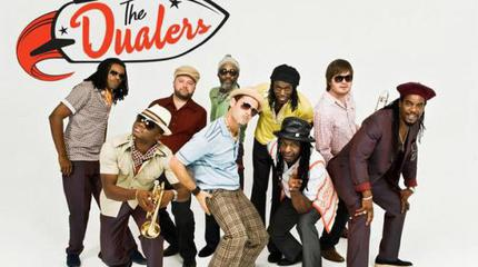 Concierto de The Dualers en Londres