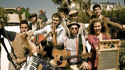 Concierto de The Dustbowl Revival en San Francisco