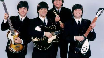 Concierto de The Fab Four en Hampton Beach