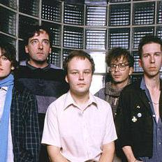 Concierto de The Feelies en Cambridge