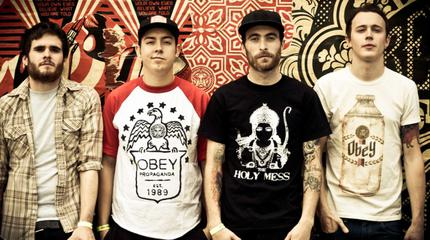 Concierto de The Flatliners + Broadway Calls en Portsmouth Heights