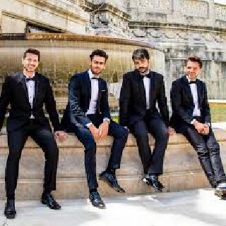 The Four Italian Tenors concerto a Dubuque