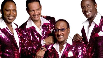 The Four Tops concert in Bournemouth