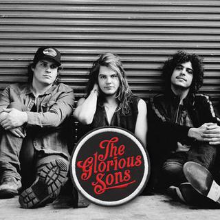 Concierto de The Glorious Sons en Royal Oak