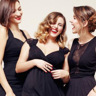 Concierto de The Glossy Sisters en Tolosa