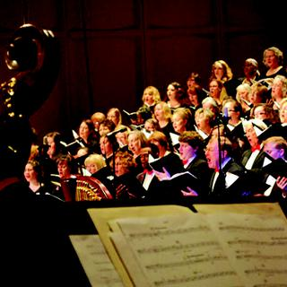 Concierto de The Greenville Chorale en Greenville