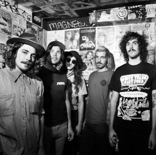 Concierto de The Growlers en Baton Rouge