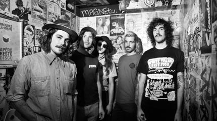 Concierto de The Growlers en Boston