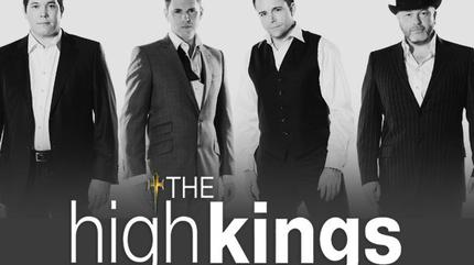 Concierto de The High Kings en Alexandria