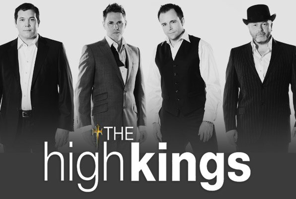 The High Kings concert in Wexford