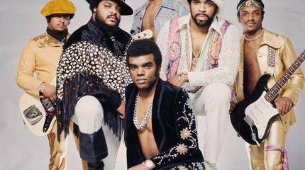 Concierto de The Isley Brothers en Londres