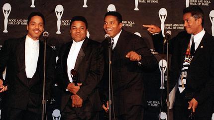 Concierto de The Jacksons en Santiago