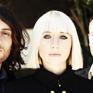 Concierto de The Joy Formidable en San Francisco