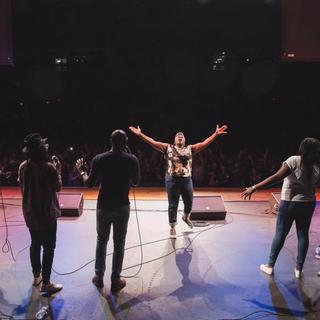 Concierto de The Kingdom Choir  Artista en Filadelfia
