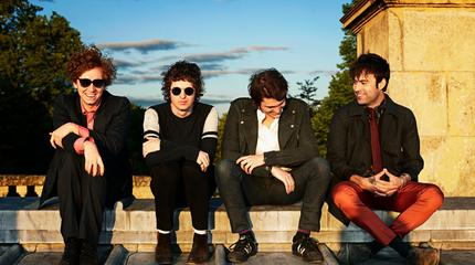 The Kooks + Gabrielle Aplin + The Wombats concert in London