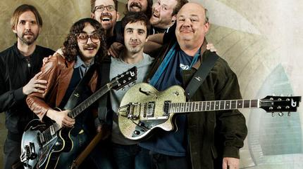Konzert von The Kyle Gass Band in Wien