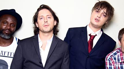 The Libertines concert in Margate