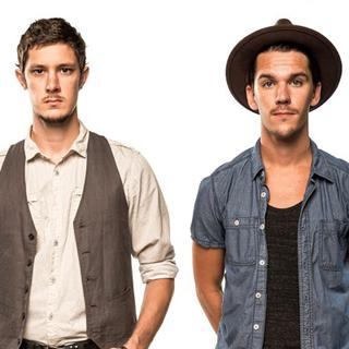 Concierto de The Lone Bellow en Camden Town