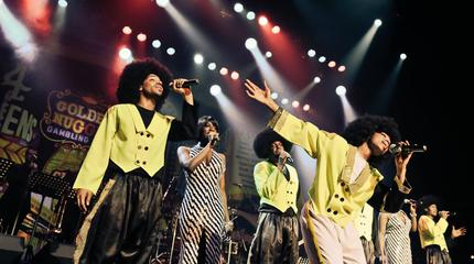 Concierto de The Magic Of Motown en Barcelona