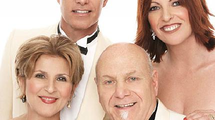 Concierto de The Manhattan Transfer en Phoenix