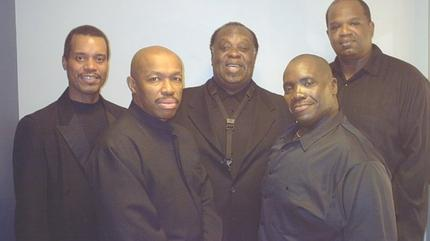 Concierto de The Manhattans + Gerald Alston en Alexandria