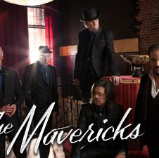 The Mavericks concert in Tarrytown