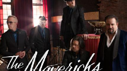 The Mavericks concerto a Vancouver