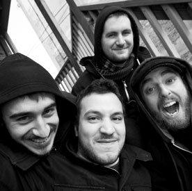 Concierto de The Menzingers en Detroit